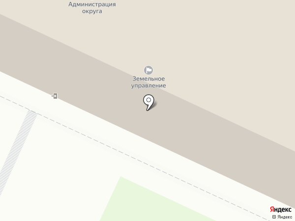 Администрация Чеховского муниципального района на карте Чехова