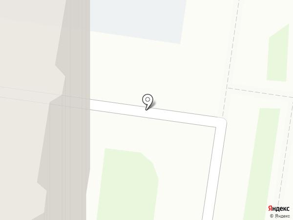 Источник здоровья на карте Химок