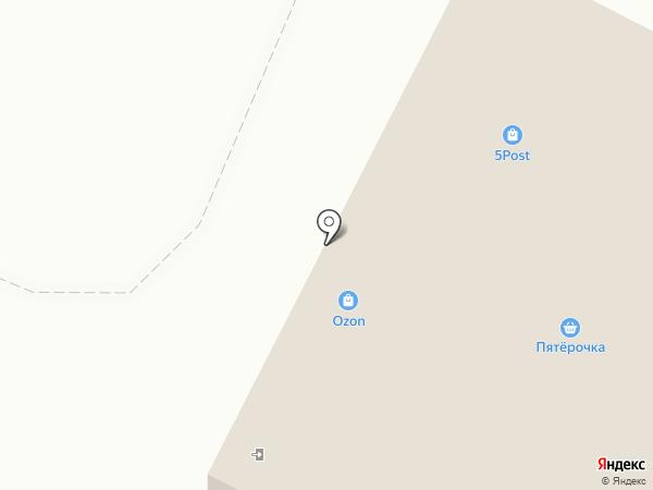 Пятерочка на карте Чехова