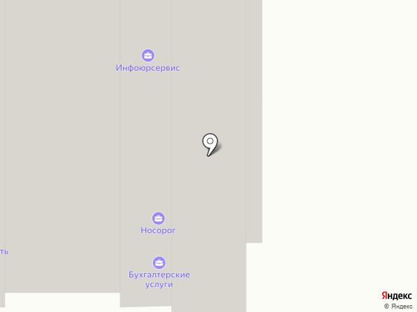 Инфоюрсервис на карте Лобни