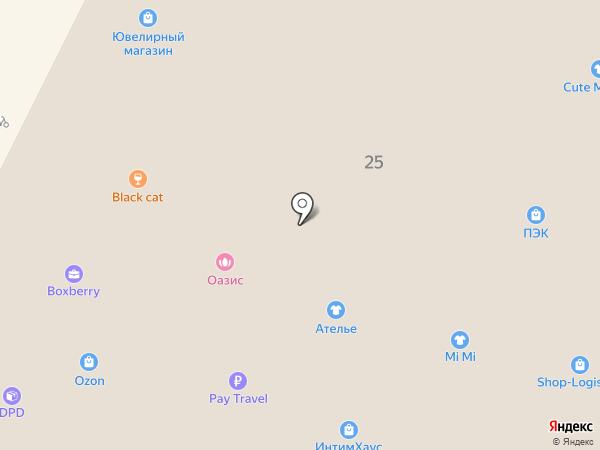 Роникон на карте Чехова
