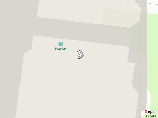 Гало Дель Соль на карте Химок