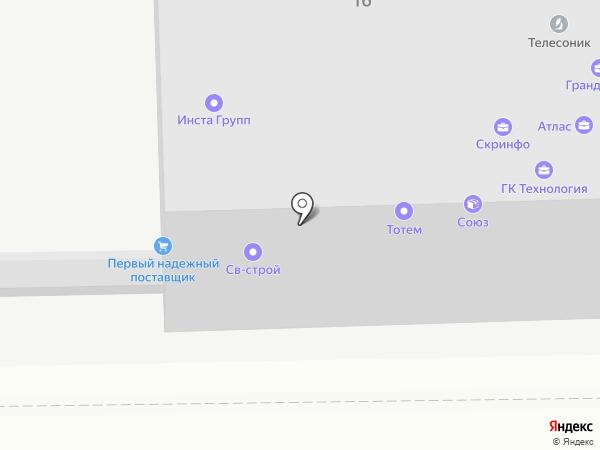 Catapulta на карте Москвы