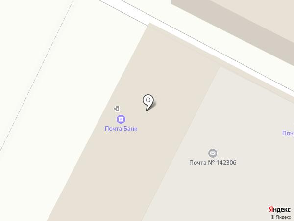 Банкомат, Почта Банк, ПАО на карте Чехова