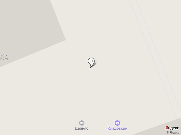 Развитие на карте Химок