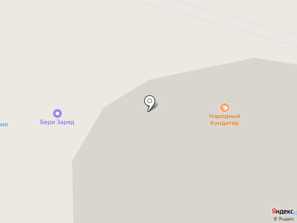 НТК Трейд на карте Москвы