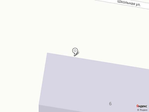 Начальная общеобразовательная школа №26 на карте Анапы