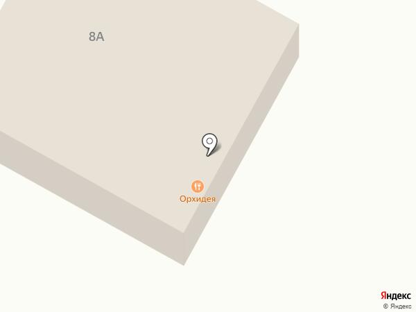 Орхидея на карте Чехова