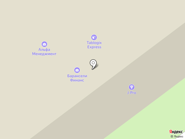 Техно Грес на карте Москвы