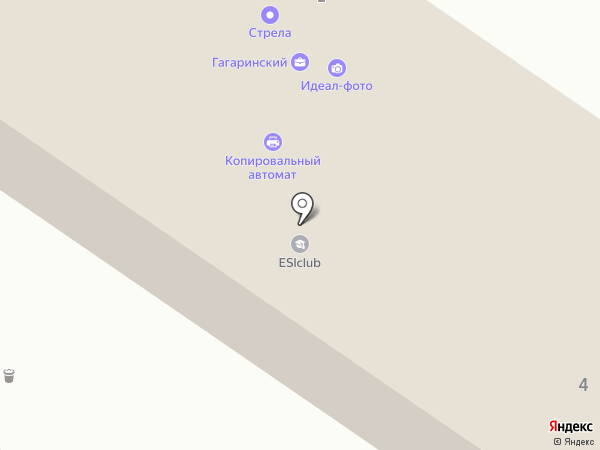 Штофф на карте Москвы