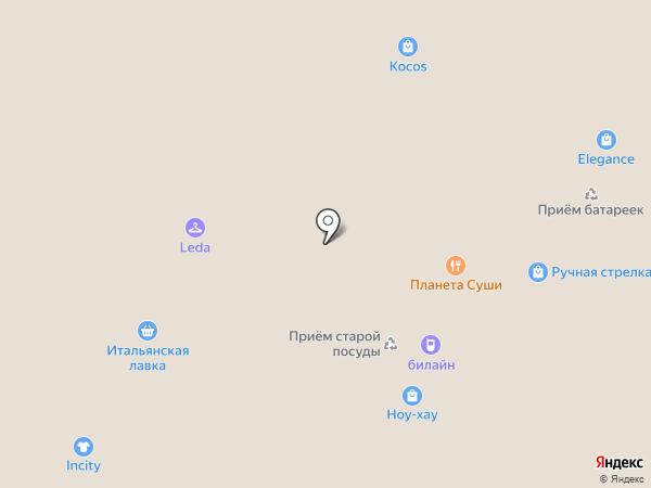 Эльдорадо на карте Чехова