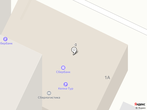 Банкомат, Сбербанк, ПАО на карте Чехова