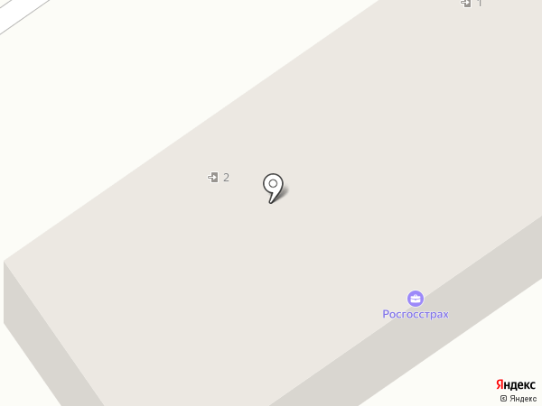 Росгосстрах на карте Чехова