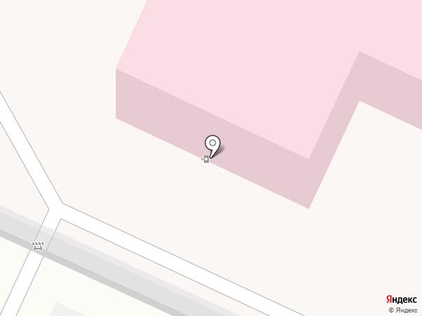 Подольская городская станция скорой медицинской помощи, ГБУЗ на карте Чехова