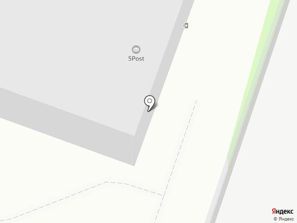 А-мега на карте Лобни