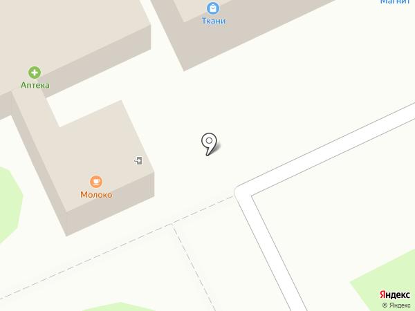 ТоргМаг на карте Чехова
