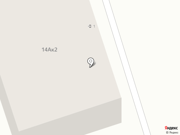 Дубрава, НП на карте Химок