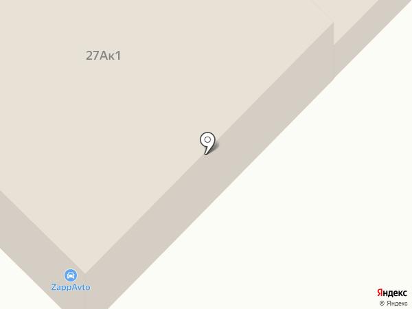 ZappAvto на карте Химок