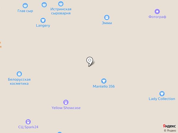 Банбери на карте Москвы