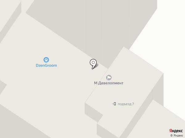 Управляющая компания ЖилСервис на карте Лобни