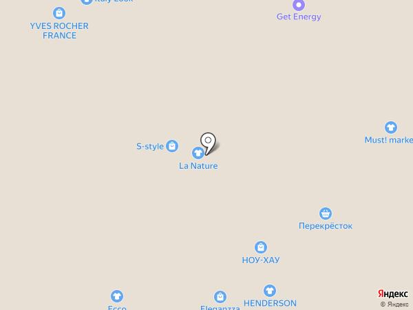 S-style на карте Москвы