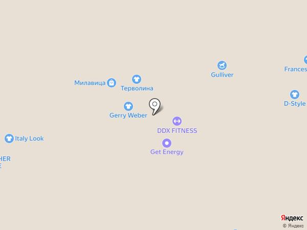 BS на карте Москвы