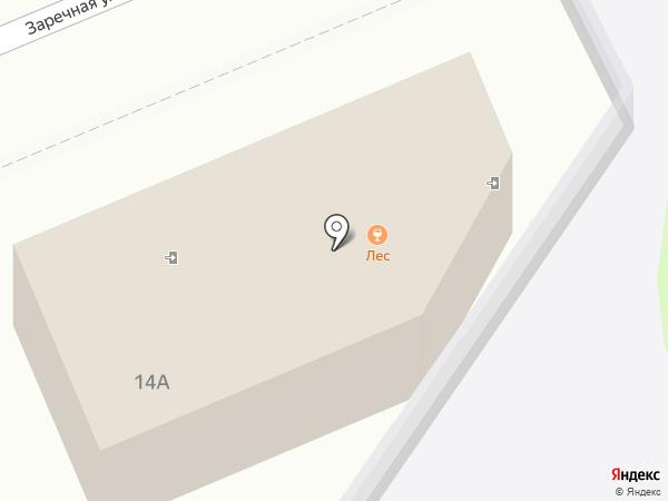 Бонифаций на карте Лобни