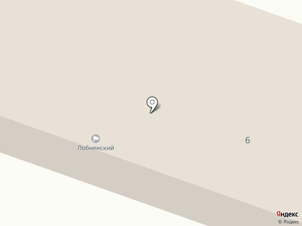 Лобнинский социально-реабилитационный центр для несовершеннолетних на карте Лобни