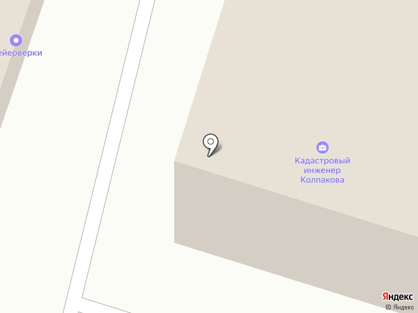 Бухгалтер-24 на карте Чехова