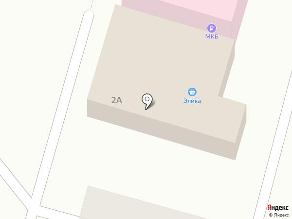 Гарант на карте Чехова