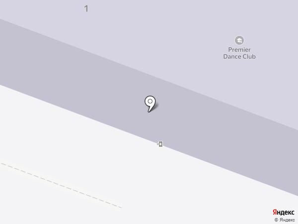 Орлан на карте Лобни