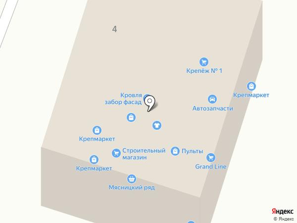Донец на карте Чехова