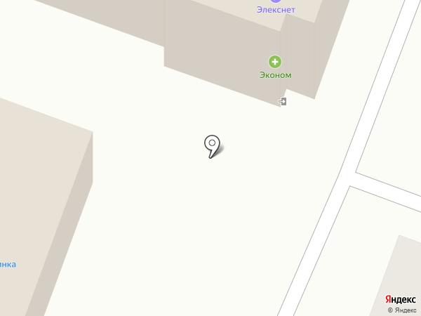 Салон красоты на карте Лобни