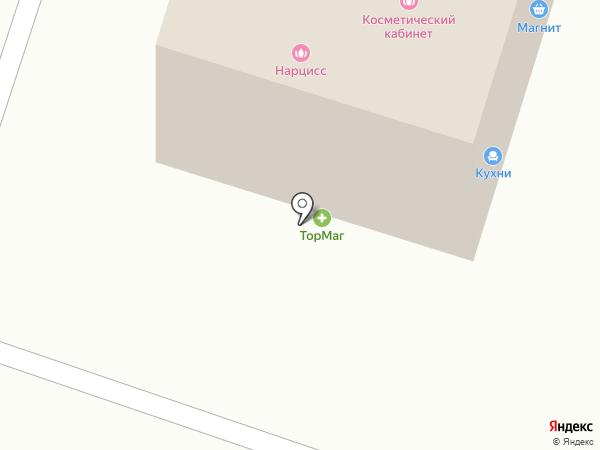 ТорМаг на карте Чехова