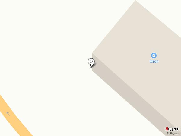 Демидовская Люкс на карте Иншинского
