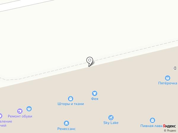 Лига на карте Лобни
