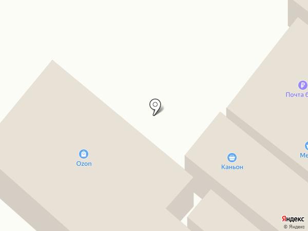 Мечта на карте Иншинского