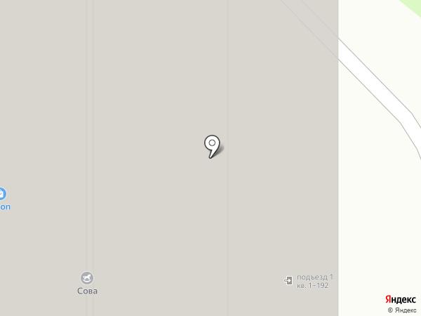 Жилой комплекс на Ленинском проспекте на карте Химок