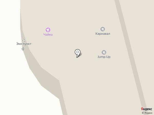 Чайка на карте Лобни