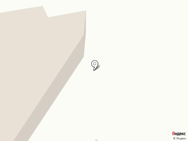 Сельский на карте Иншинского