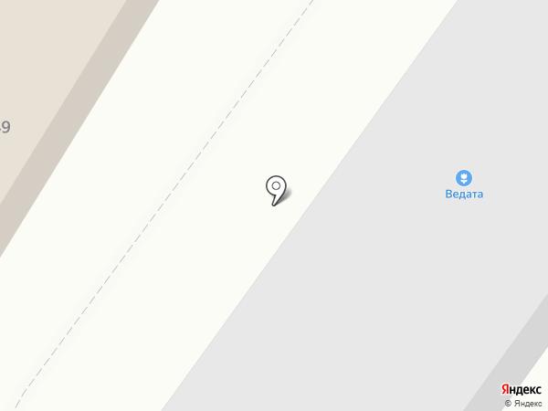 ПолиПро на карте Иншинского