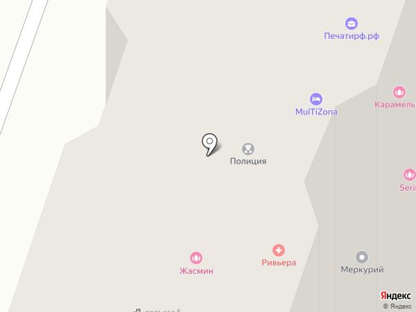 Мила на карте Чехова