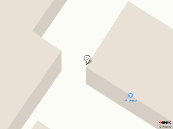 Ателье на карте Иншинского