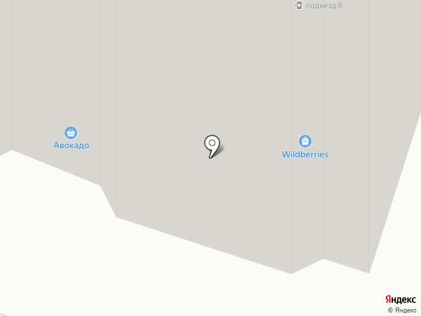Магазин продуктов на карте Чехова