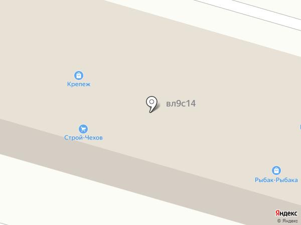 Салон света на карте Чехова