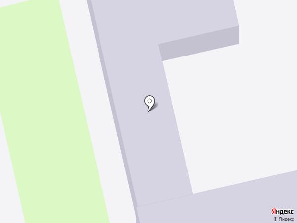 Лицей на карте Лобни