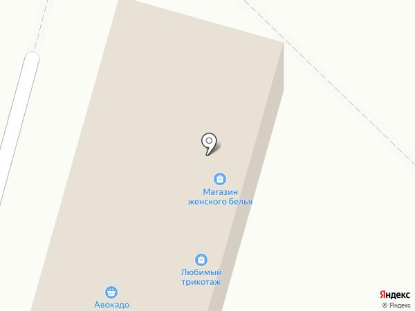 Магазин женского белья на карте Чехова