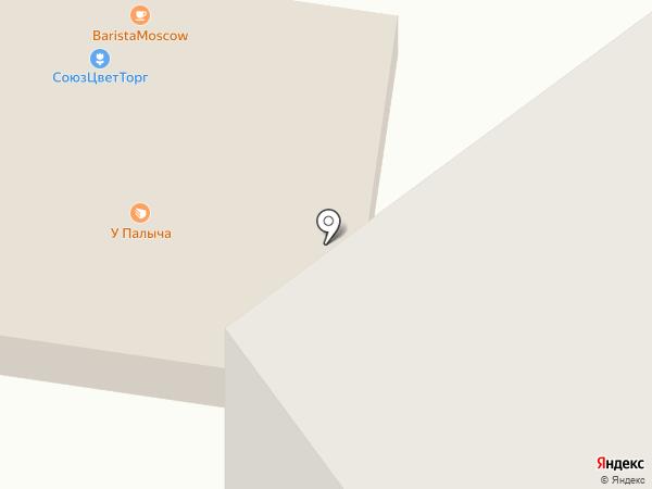 Сказка на карте Москвы
