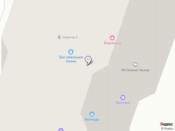 ОПОРА на карте Чехова