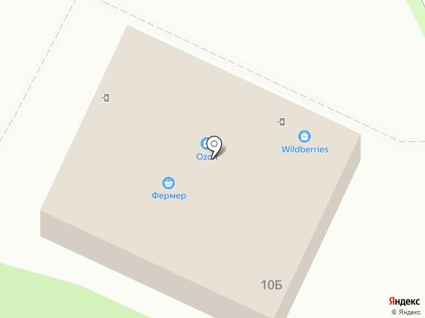 Фермер Подмосковья на карте Химок
